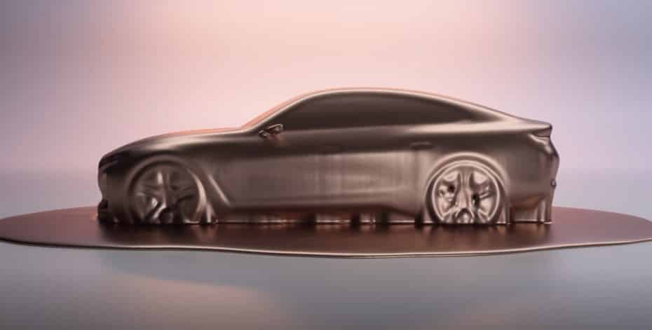 BMW Concept i4: Lo que sabemos del Gran Coupé puramente eléctrico