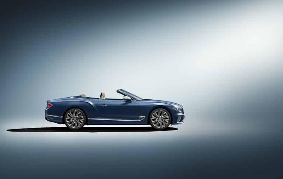 Bentley Continental GT Mulliner Convertible: Decir que es exquisito es quedarse corto