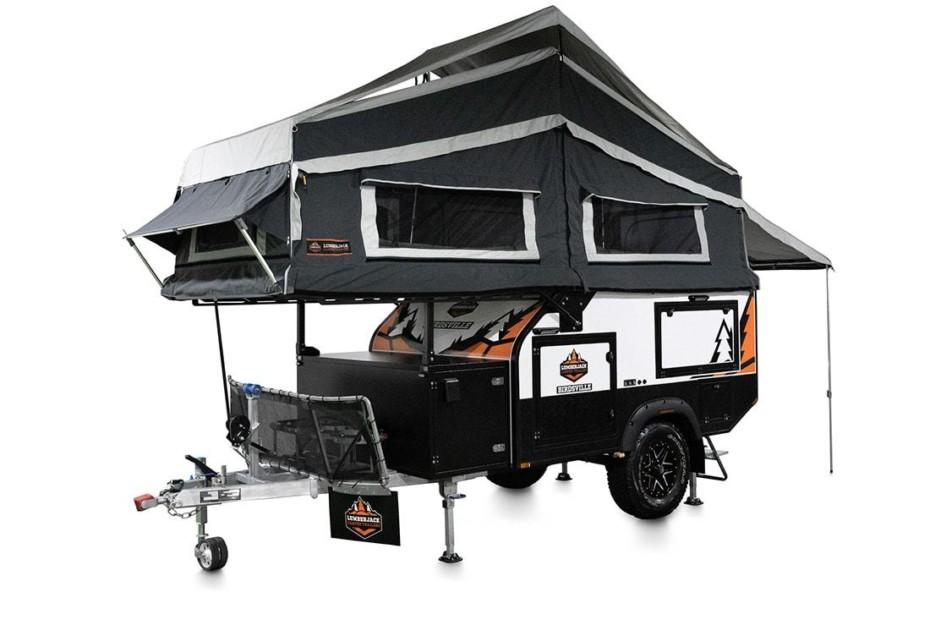 El Birdsville te puede parecer una caravana pequeña, pero caben hasta 9 personas