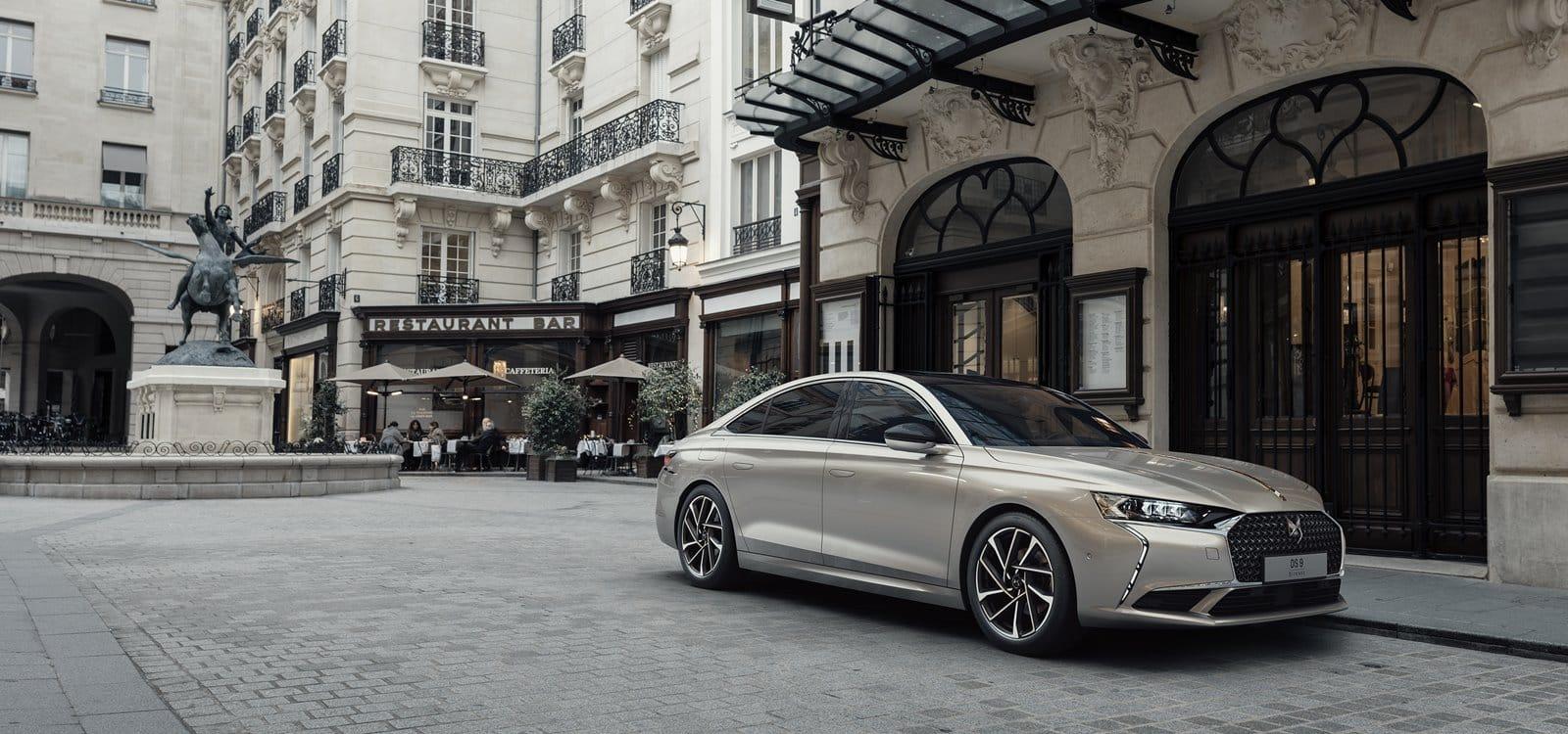 DS Automobiles DS 9 (2020) 18