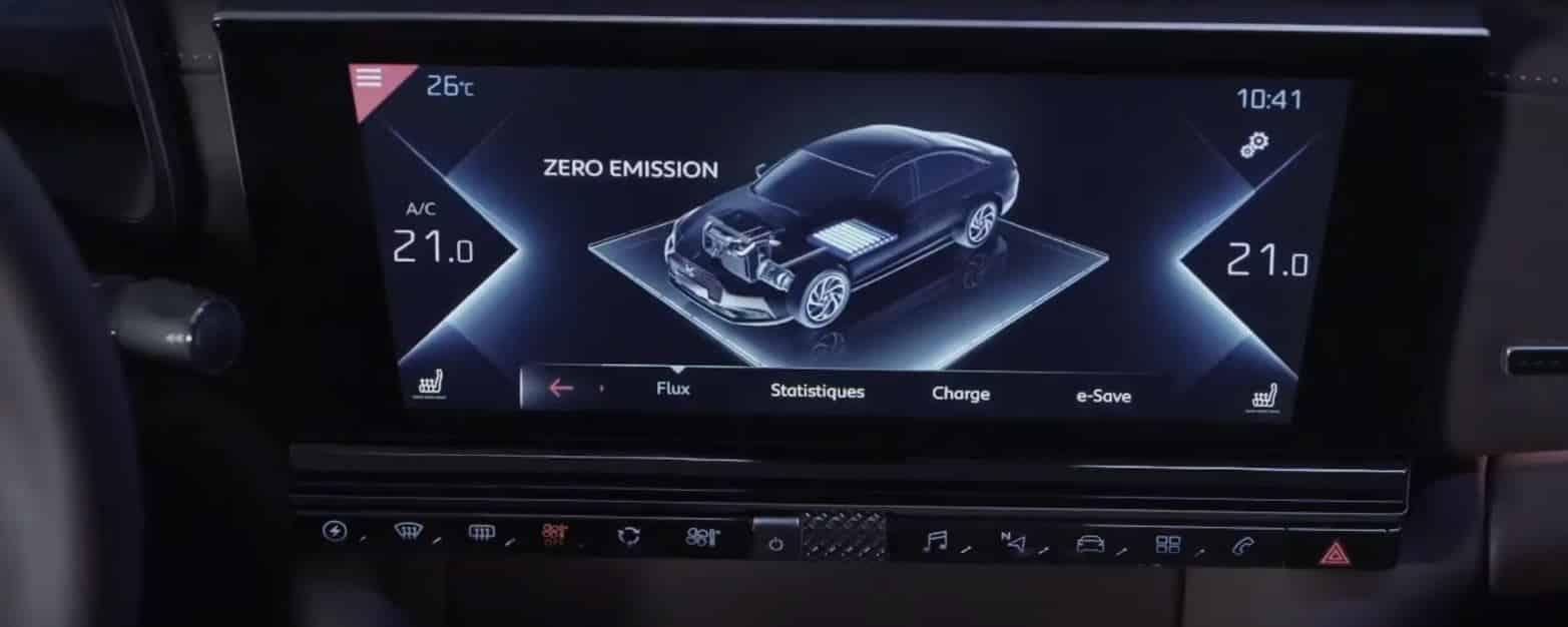 DS Automobiles DS 9 (2020) 23