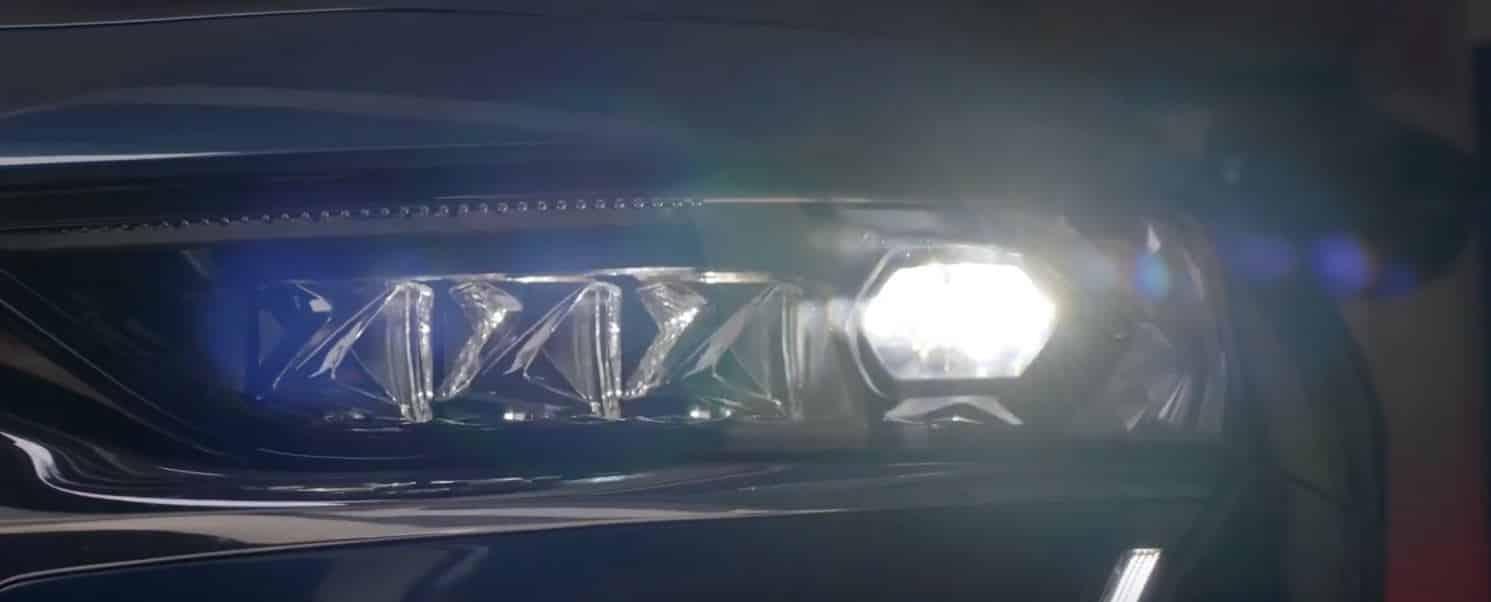 DS Automobiles DS 9 (2020) 22