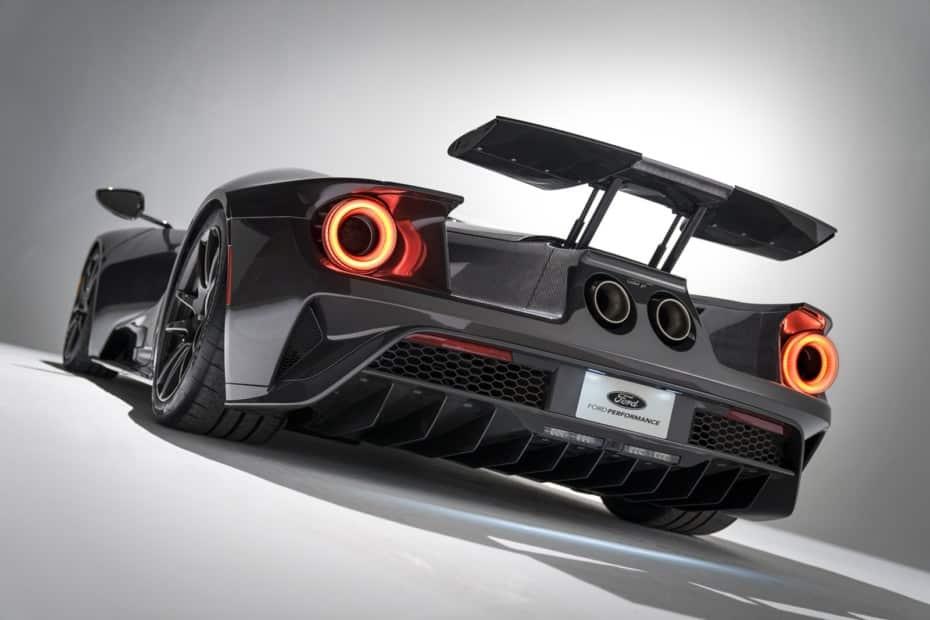 Así son los Ford GT Gulf Racing Heritage y Liquid Carbon: Todas las novedades para 2020