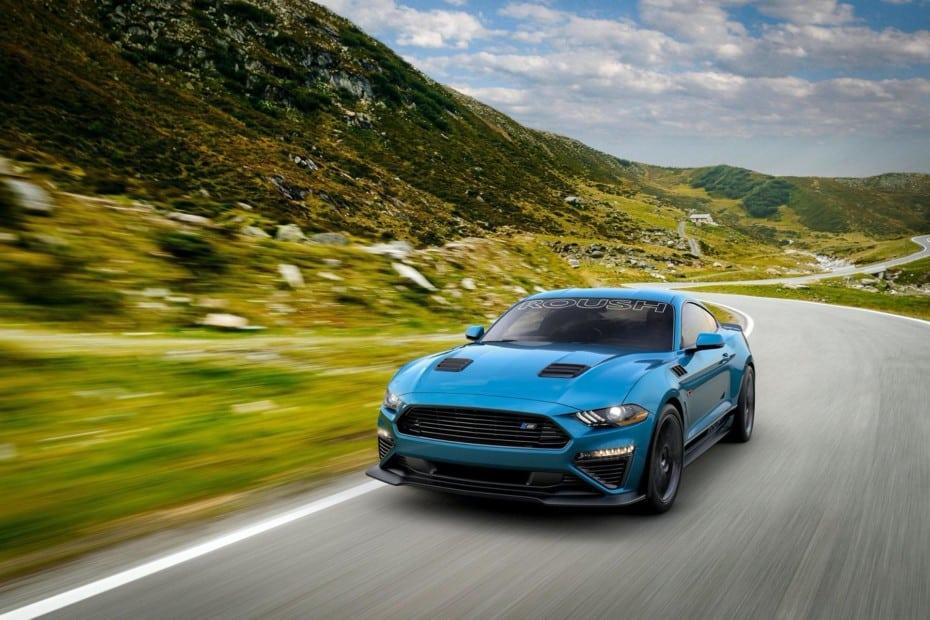 Estas son todas las 'chucherías' que Roush Performance te ofrece para el Ford Mustang GT