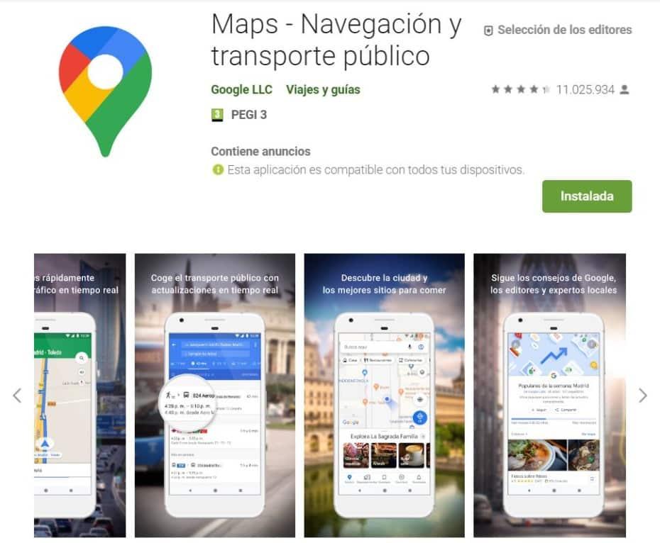 Google Maps cumple 15 años y lo celebra con una importante actualización…