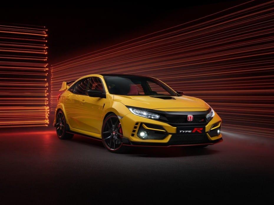 Honda Civic Type R Limited Edition: Lo más radical hasta la fecha está limitado a 100 unidades