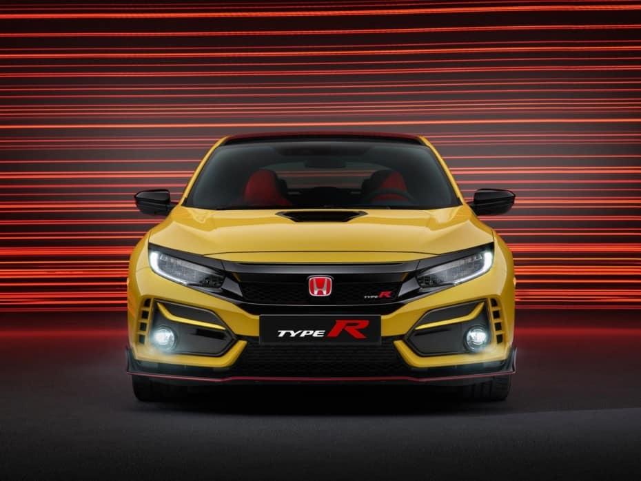 Solo quedan 80 unidades del Honda Civic Type R Limited Edition en Europa