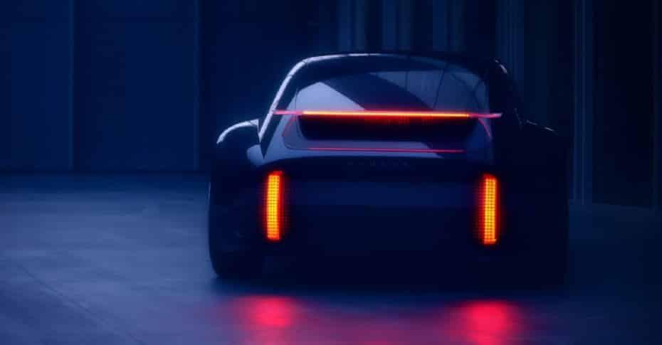 Hyundai Concept Prophecy: ¿Están los coreandos tramando un competidor eléctrico del 911?