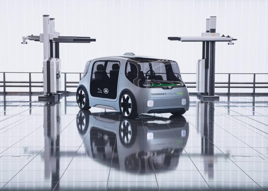 ¿Cómo es posible que el pasado sea tan bonito como un Jaguar E-Type y el futuro tan feo como esto…?
