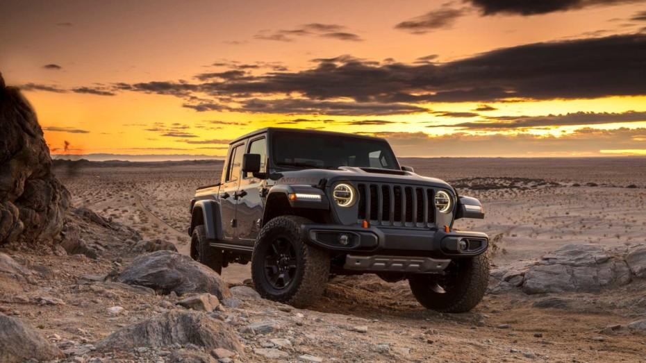 Llegan las ediciones más capaces y lujosas de los Jeep Wrangler y Gladiator