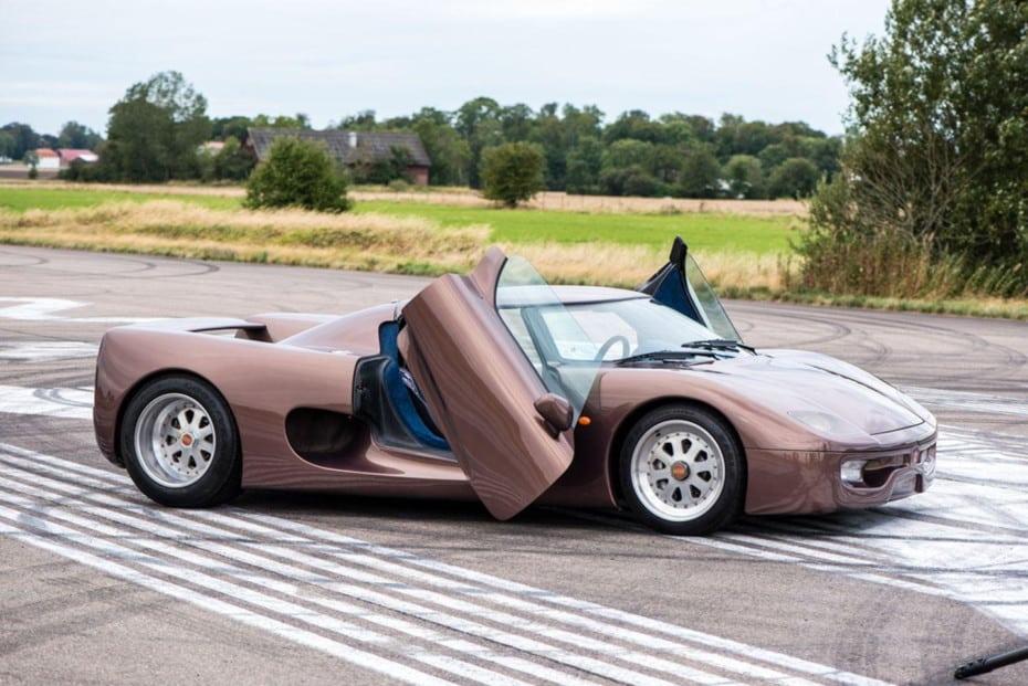 El intento fallido de Koenigsegg para utilizar motores Subaru de Fórmula 1 en su primer modelo