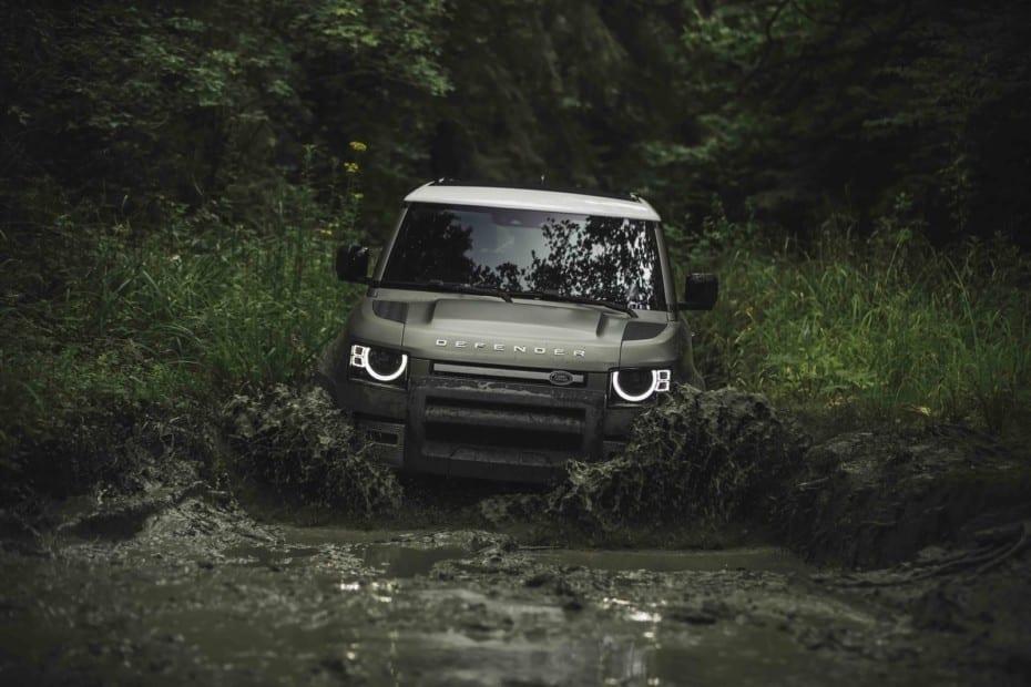 A la venta el Land Rover Defender 90: Siéntate y asústate con los precios del 3 puertas…