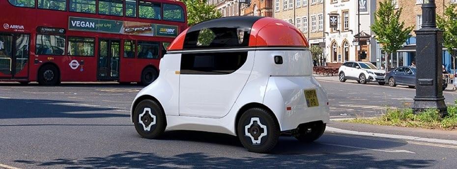 Se llama MOTIV y dicen que es el monoplaza urbano del futuro: Si esto es así, nos bajamos en esta parada…