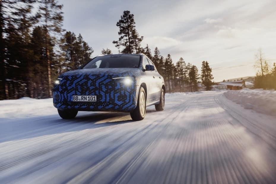 Mercedes-Benz presentará oficialmente el EQA este próximo 20 de enero