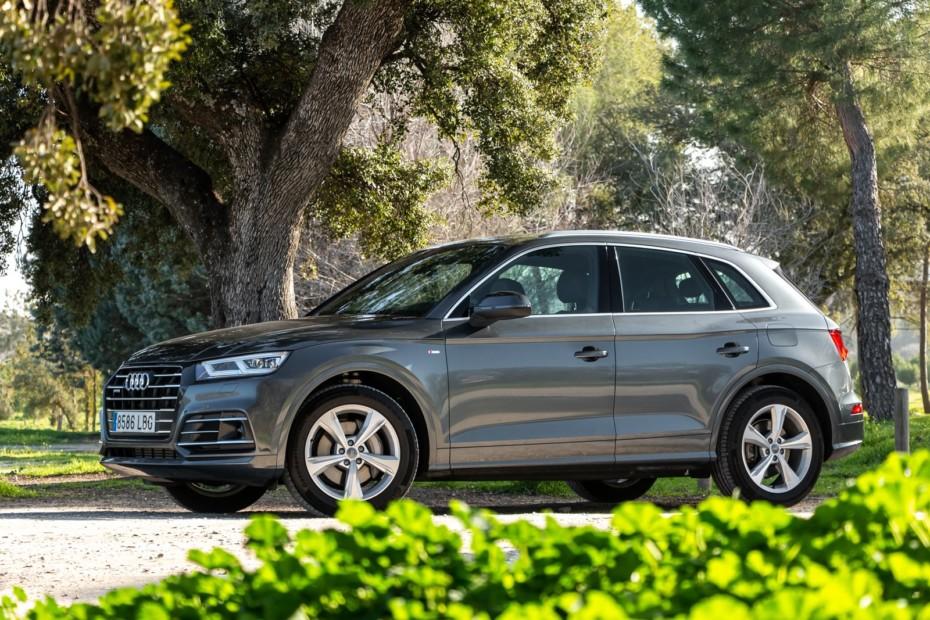 Prueba Audi Q5 Competition 55 TFSIe 367 CV quattro-ultra S tronic 2020: ¿Una alternativa real al diésel?