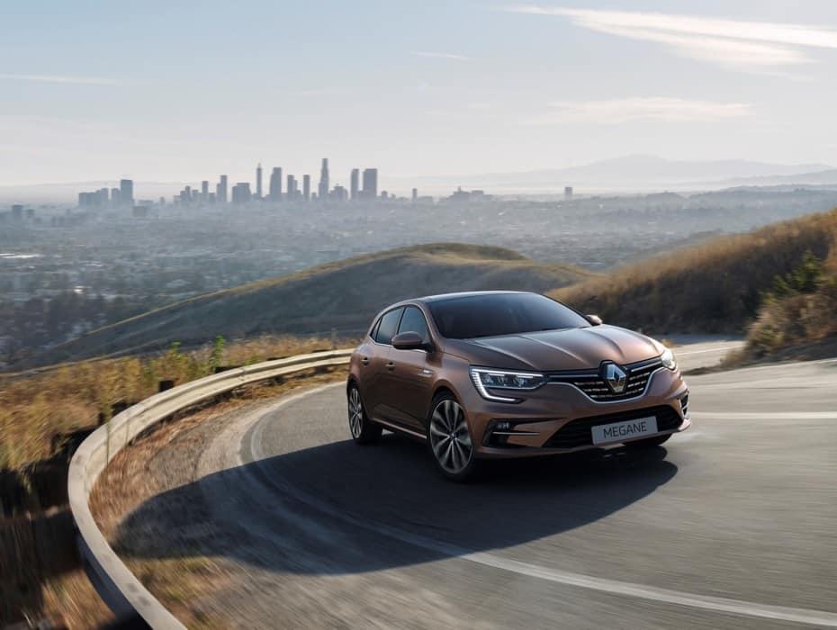 ¡Oficial! Nuevo Renault Mégane 2020: Más tecnología y mecánica híbrida-enchufable
