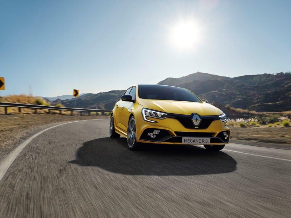 Renault Mégane R.S. 2020: 300 CV y más 'chucherías' para todas las versiones