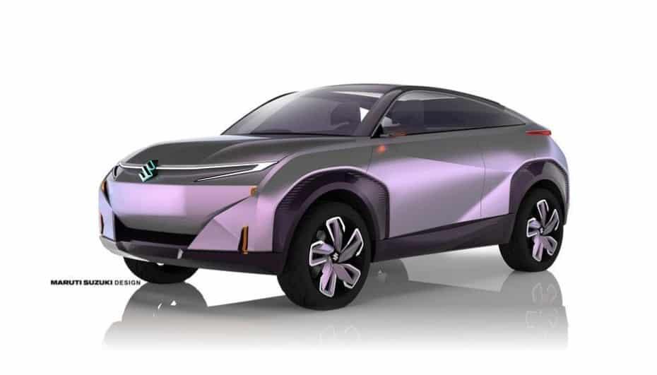 Maruti Suzuki CONCEPT FUTURO-e: Un futuro eléctrico bastante intresante…