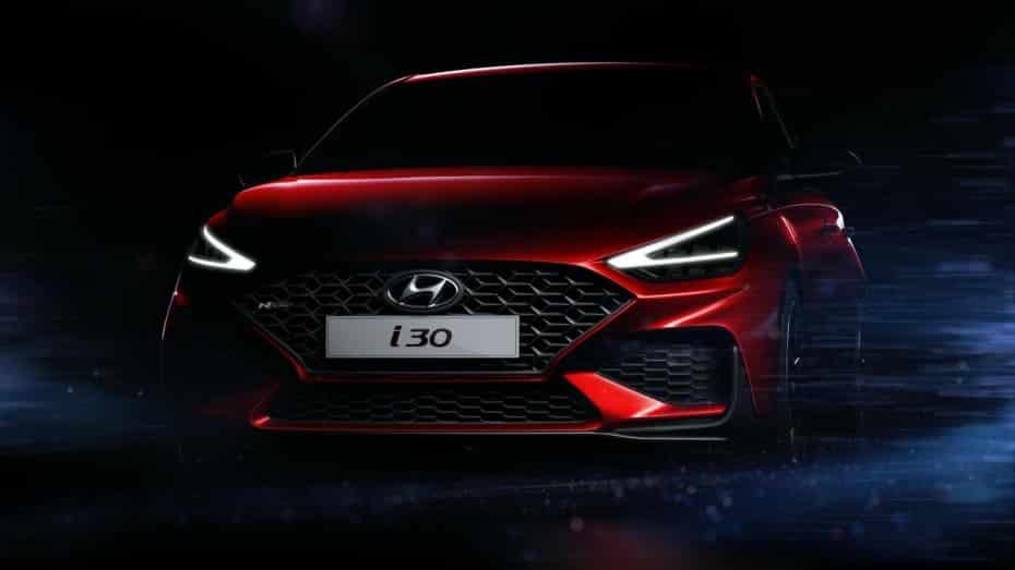 Primeras imágenes oficiales del Hyundai i30 2020: Sutiles pero acertados cambios