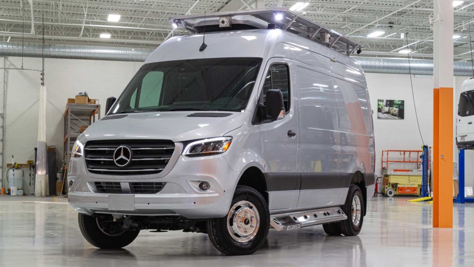 The Last Resort es una autocaravana compacta, pero con el espacio muy bien optimizado