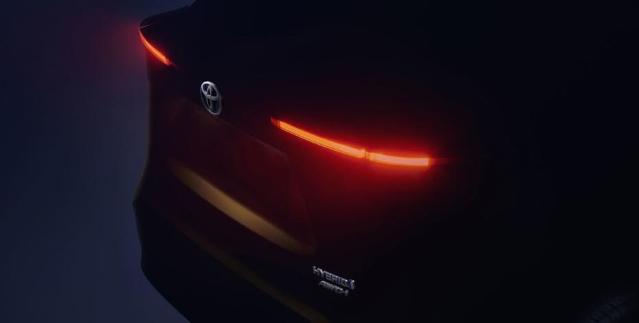 Toyota tiene listo el aspecto de su nuevo SUV por debajo del C-HR: ¿B-HR a la vista?