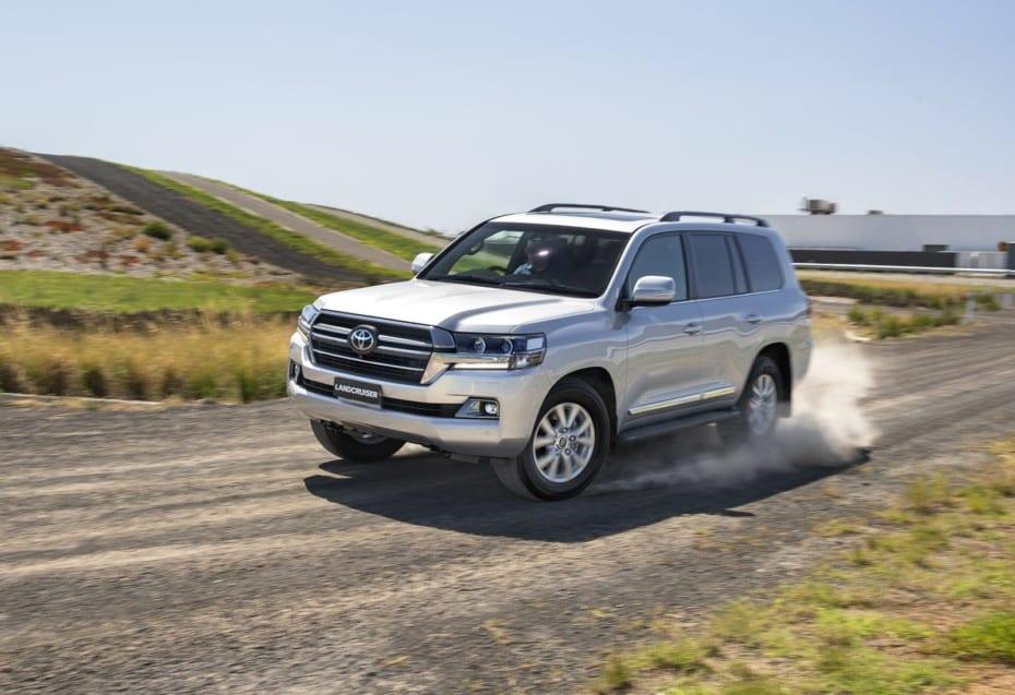 Toyota Land Cruiser Sahara Horizon 2020: Solo 400 unidades muy especiales