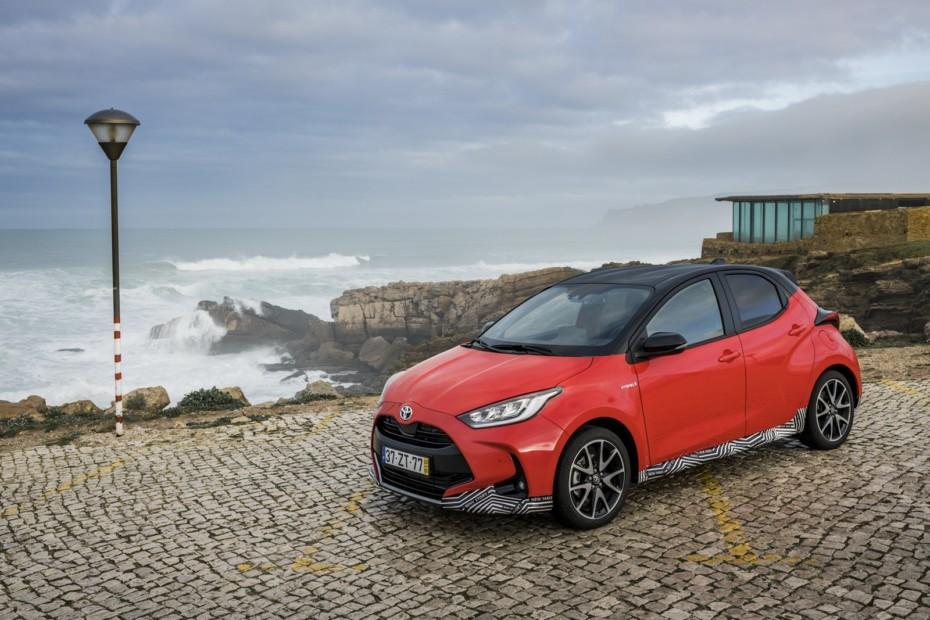 Nuevas imágenes del Toyota Yaris 2020: Descubriendo todas sus virtudes