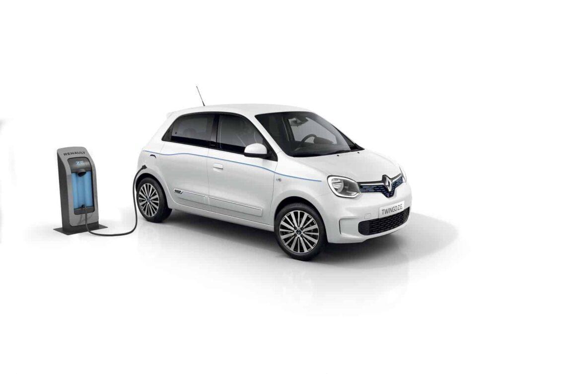 El Renault Twingo ZE ya tiene precio en Francia: Muy razonable