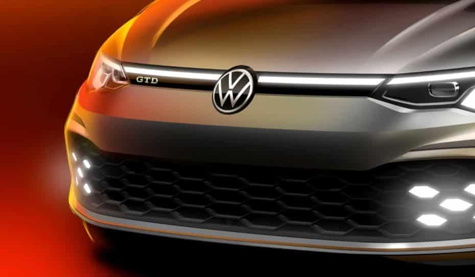 Volkswagen anuncia la llegada del nuevo Golf GTD: El TDI más vivo, fuerte y potente que nunca…