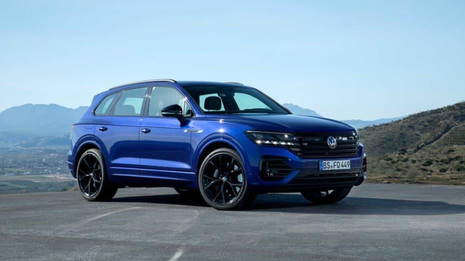 Volkswagen Touareg R 2020: El Touareg PHEV llega con 462 CV y pegatina 0 emisiones