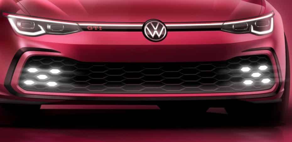 Volkswagen confirma el debut del Golf GTI MK8 en Ginebra y esto es lo que sabemos…