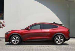 El Ford Mustang Mach-e está triunfando en algunos países