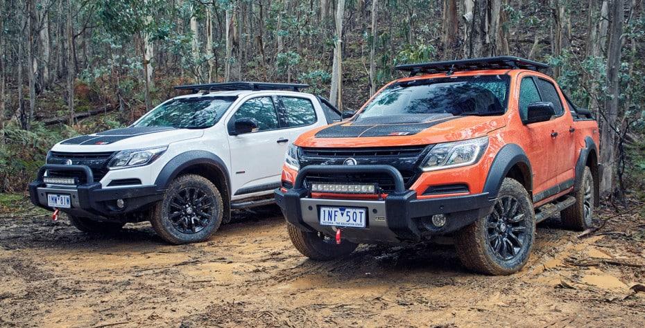 Dossier, los 75 modelos más vendidos en Australia durante enero