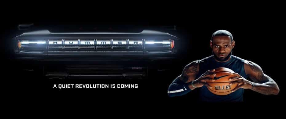 Así fue el anuncio del Hummer eléctrico durante la Super Bowl