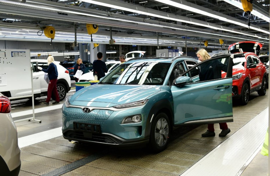 Buenas noticias, el Hyundai Kona eléctrico ahora se fabrica también en Europa