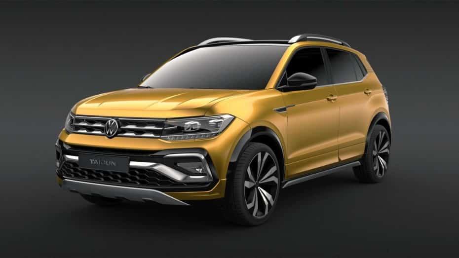 Este es el nuevo Volkswagen Taigun: Específico para India