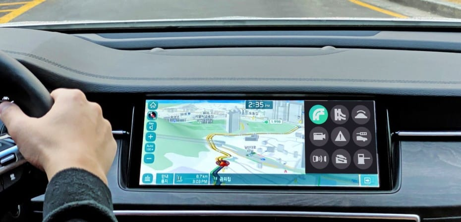 Hyundai y Kia desarrollan un sistema predictivo de cambio de marchas conectado al navegador