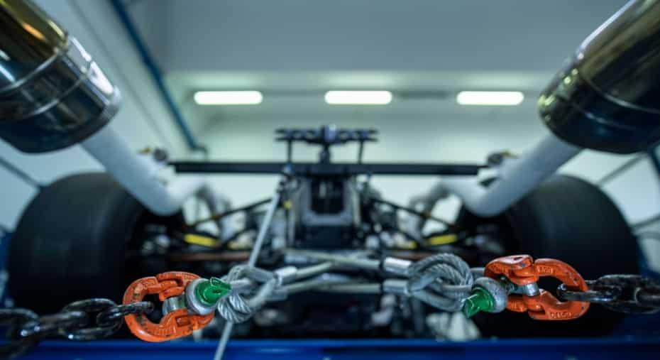 Así suena el motor atmosférico V12 de 6.5 litros y 830 CV del Lamborghini Squadra Corse