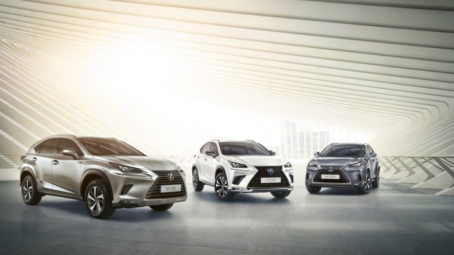Llega a España la gama 2020 del Lexus NX