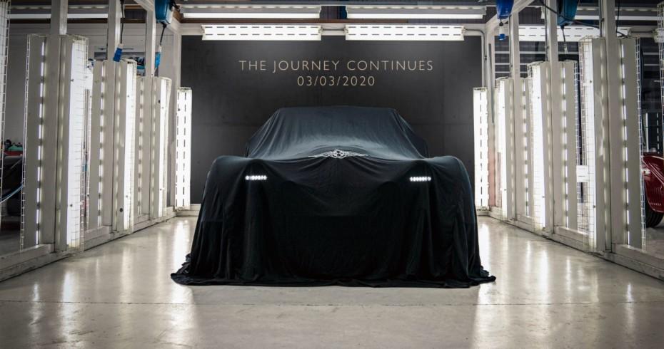 La reinvención de Morgan: cuatro cilindros y nueva plataforma de aluminio