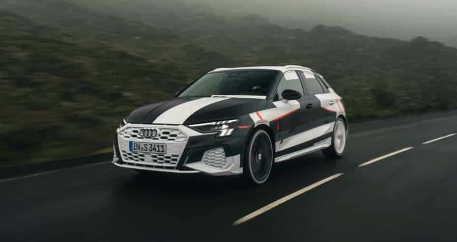 Primeros detalles e imágenes oficiales del nuevo Audi A3 Sportback 2020: ¿Qué te parece?