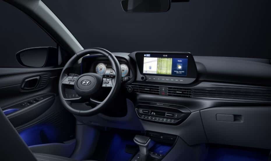 Hyundai nos revela el aspecto del interior del nuevo i20: Un salto importante