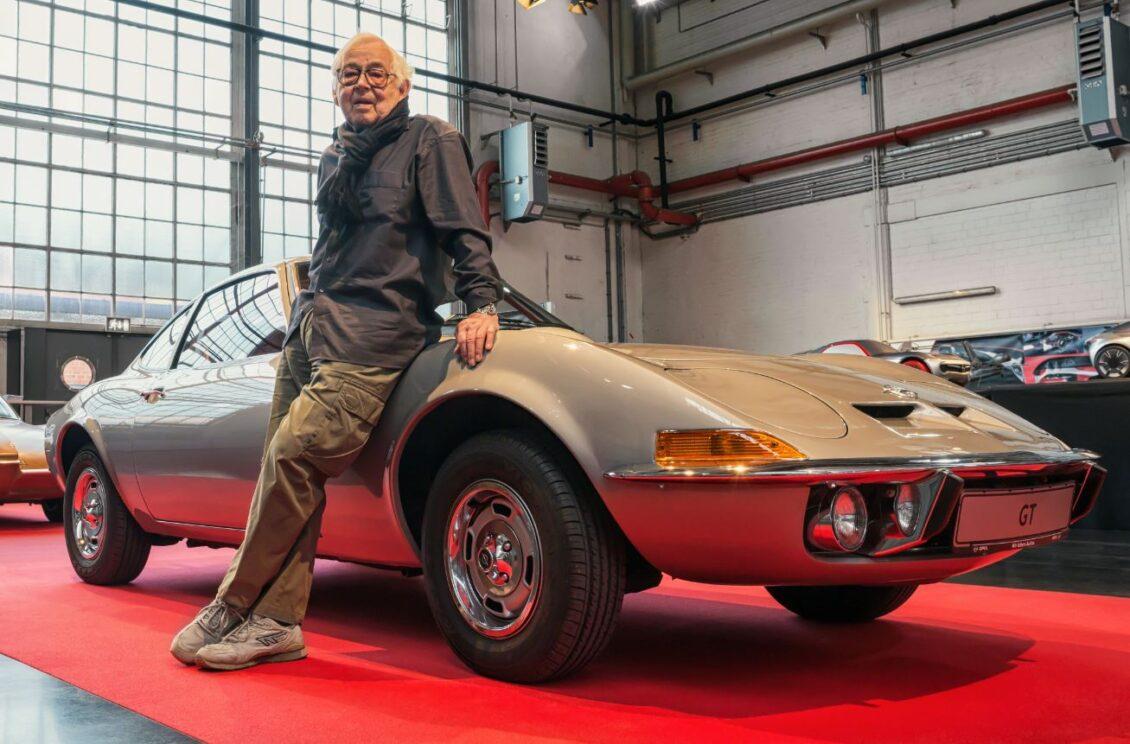 Nos deja Erhard Schnell, el padre del Opel GT y del Calibra…