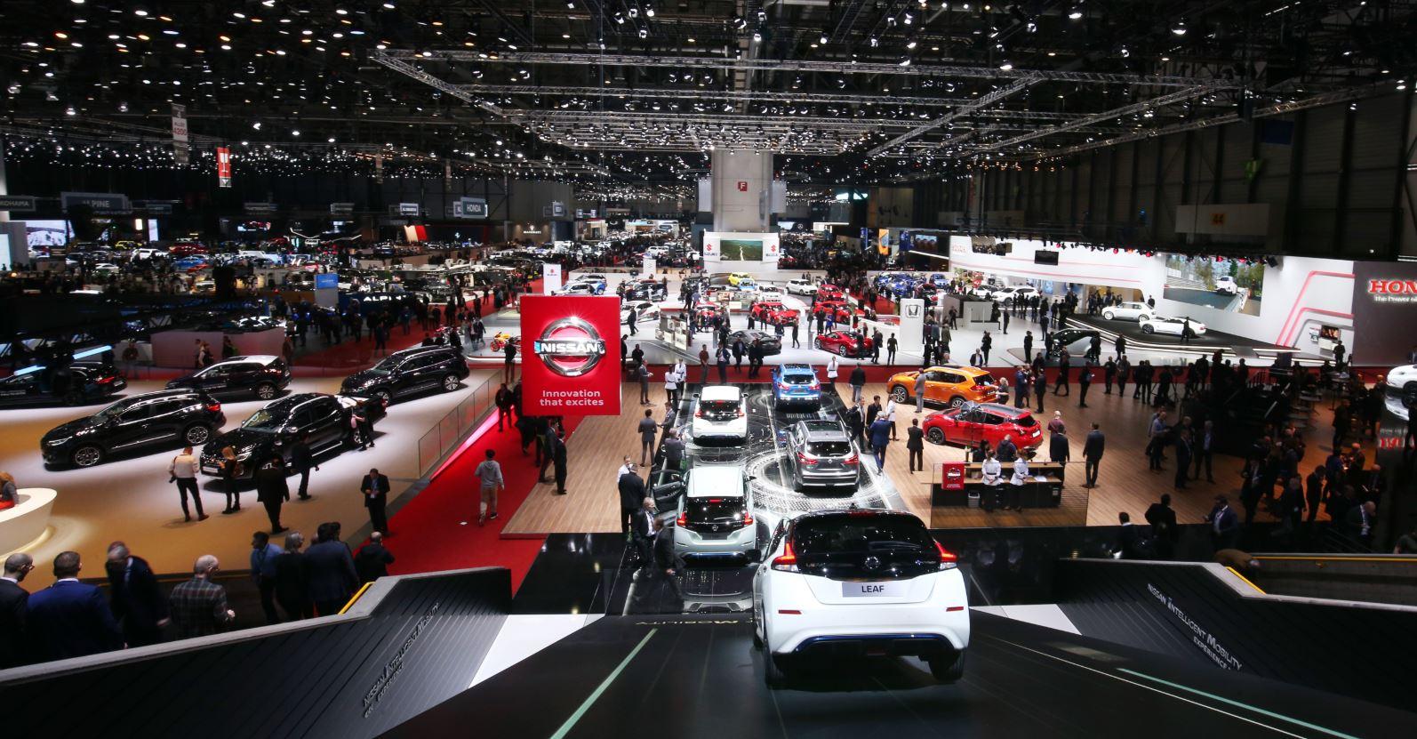 Adiós al Salón del Automóvil de Ginebra 2022