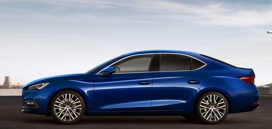 Así sería un hipotético SEAT Toledo MK5 basado en el nuevo León: ¿Cómo lo verías?