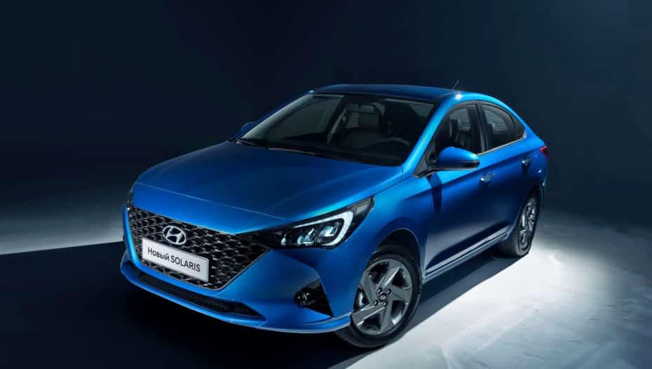 El Hyundai Solaris se pone al día