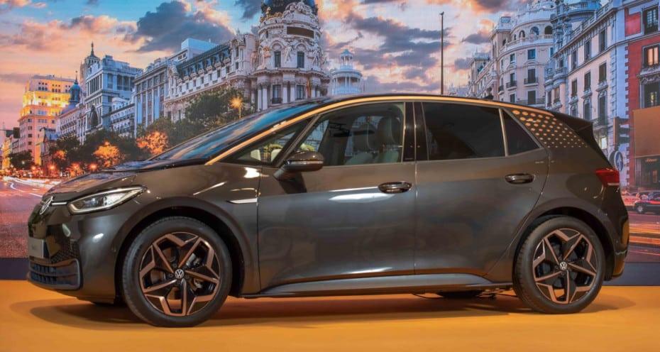 El nuevo VW ID.3 arrancará por debajo de los 30.000 € sin ayudas