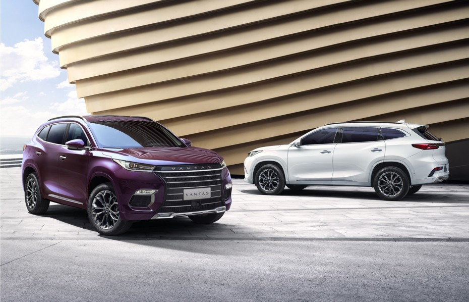 Chery venderá sus coches en Estados Unidos bajo el sello Vantas