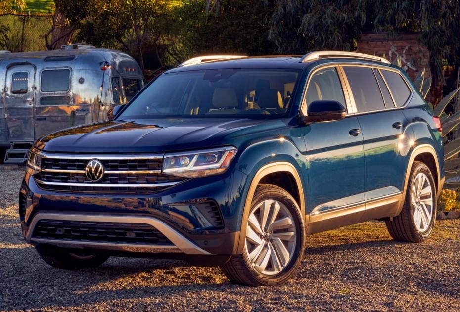 El VW Atlas se actualiza