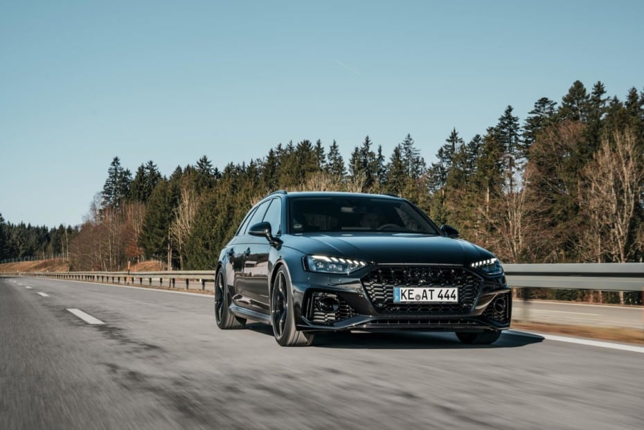 El Audi RS4 más salvaje hasta la fecha ahora ofrece 530 CV